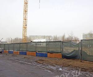 Строительство Дома в 17-ом проезде Марьиной Рощи (22.03.2014)