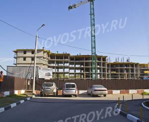 Строительство ЖК «Ново-Хлебниково» (26.05.2014)