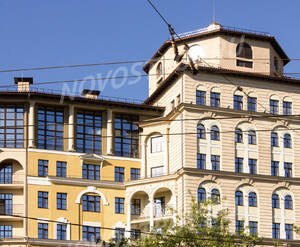 Жилой комплекс «Итальянский квартал» (22.07.2014)