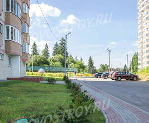 «Дом на ул. Радужная 18» (26.07.2014)
