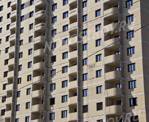 Строительство ЖК на улице Кагана, поз. 44 (10.08.2014)