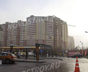 ЖК «Лермонтовский» (08.11.2014)