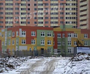 Строительство детского сада (12.12.2014)