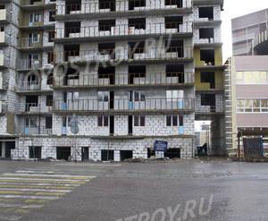 Строительство ЖК «В Ногинске» (30.12.2014)