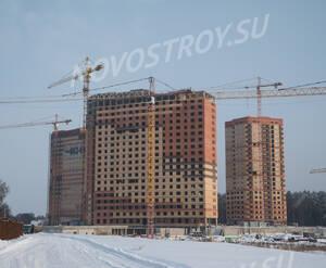 ЖК «Эдельвейс Комфорт»: Строительство ЖК «Никольско-Трубецкое», 26.01.2015