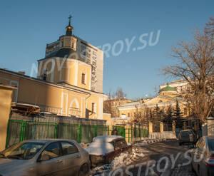 МФК «Новый Арбат, 32»: храм у ЖК, 17.02.2015