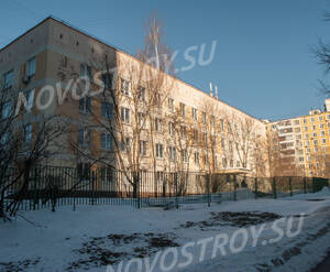 ЖК «Новоясеневский»: школа по соседству, 18.02.2015