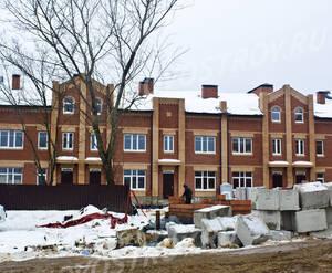 ЖК «Вяземское»: 20.02.2015 Строящийся корпус
