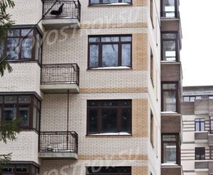 ЖК «Солнечный» (г. Троицк): 20.02.2015 Фрагмент корпуса