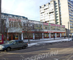 ЖК «Центральный» (г. Лыткарино): 25.02.2015 Супермаркет «Магнит»