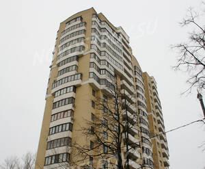 ЖК «на Ярцевской улице»: Верхние этажи, 12.03.2015