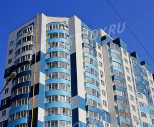 ЖК «Дом на Горького»: 08.04.2015 - Фрагмент верхних этажей, вид с западной стороны