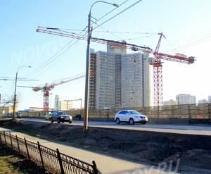 ЖК «Apart Ville Fitness & Spa Resort»: 11.04.2015 - Строительство станции метро «Селигерская»