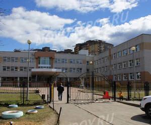 ЖК «Авиатор» (г. Наро-Фоминск): Рядом находится средняя школа. 23.04.2015