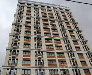 ЖК «Дом на Щукинской»: 25.04.2015 - Фгагмент верхних этажей новостройки