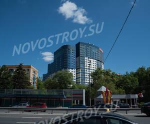 ЖК «Московская, 21»: вид с Ленинградского шоссе, 20.05.201