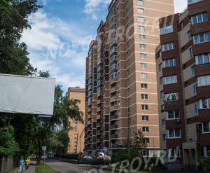 ЖК «Влюберцы»: вид на ЖК, 05.06.2015