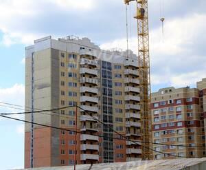 ЖК «в поселке Андреевка»: 24.06.2015 - Общий вид новостройки