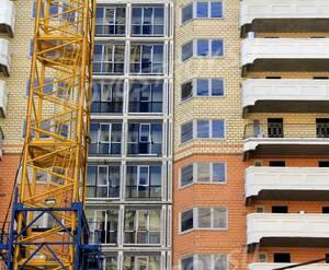 ЖК «в поселке Андреевка»: 24.06.2015 - Фрагмент корпуса, средние этажи