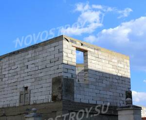 ЖК «Жилино»: 24.06.2015 - Фрагмент корпуса