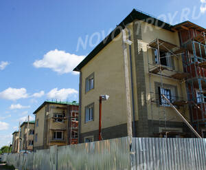 ЖК «Зеленая Москва - 1»: Корпуса. 28.07.2015