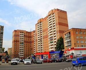 ЖК «Дом на улице Вокзальная»: 07.08.2015 - Новостройка, вид от железнодорожного вокзала