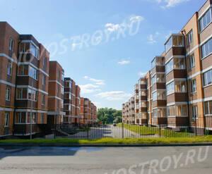 ЖК Экопарк «Горчаково»: Дворовая территория. 27.08.2015
