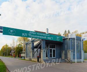 ЖК «Пушкинский лес»: 22.09.2015
