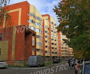 ЖК «Юдино»: 22.09.2015 - Построенный и начавший заселяться дом