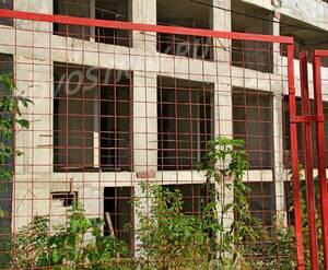 ЖК «Раевский»: 22.09.2015 - Фрагмент строящегося дома