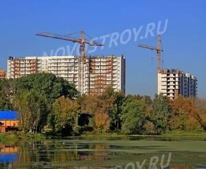 ЖК «Алексеевская роща-2»: 26.09.2014 - Общий вид комплекса