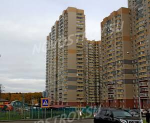 ЖК «Новое Измайлово»: 16.10.2015 - Построенный и заселяющийся корпус
