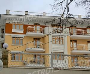 ЖК «Малиновый Ручей»: 16.12.2015 - Фрагмент построенного корпуса