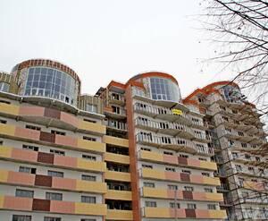ЖК «Дом в Ногинске»: 18.12.2015 - Фрагмент строящегося дома