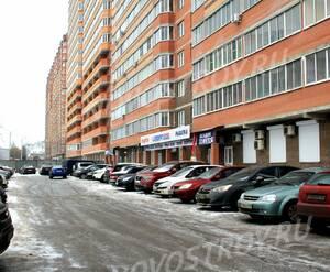 ЖК «Дом на пр. Красной Армии, 251а»: 14.02.2016 - Фрагмент построенной части