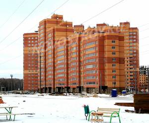 ЖК «Супонево 4»: 17.02.2016 - Общий вид новостройки