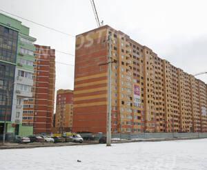 ЖК «на ул. Дубки»: Вид с ул. Дубки. 22.02.2015