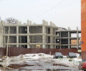 ЖК «Новое Крекшино»: 08.03.2016 - Строящийся дом