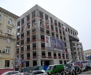 ЖК «Balchug Residence»: строительная площадка
