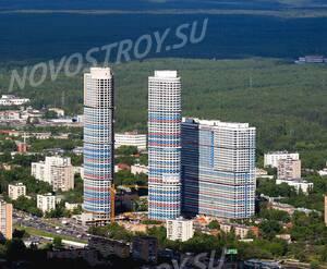 МФК «Триколор»: сданный корпуса