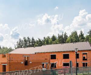 Малоэтажный ЖК «Домодедово Таун»: ход строительства