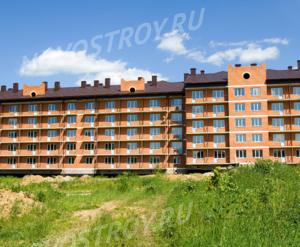 ЖК «Мое Пушкино»: ход строительства