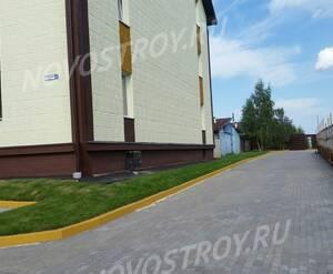 Малоэтажный ЖК «Парк Таун»: ход строительства (фото из группы «Вконтакте»)