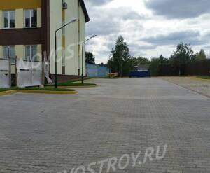 Малоэтажный ЖК «Парк Таун»: благоустройство придомовой территории (фото из группы «Вконтакте»)
