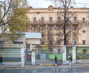 МФК «SOYUZ APARTMENTS»: Вид на здание со стороны казанского вокзала