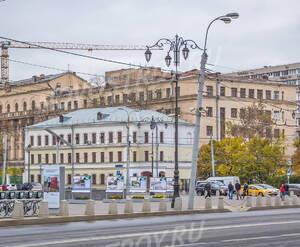 МФК «SOYUZ APARTMENTS»: Вид со стороны Рязанского проезда