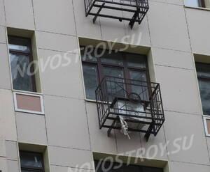 ЖК «Дом на Рогожском Валу»: фрагмент фасада