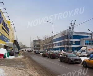 МФК «Studio 12»: Улица - 12-проезд Марьиной Рощи