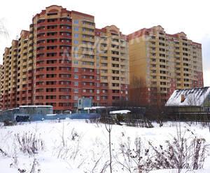 ЖК «Марушкино»: Общий вид с северной стороны.
