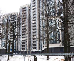 ЖК «Панорама Сколково»: Вид со двора.